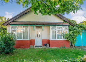 Thumbnail 3 bed detached bungalow for sale in Fulbridge Road, Werrington, Peterborough