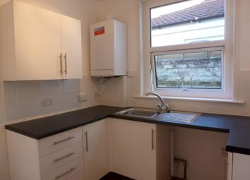 Thumbnail 2 bedroom terraced house to rent in Middlesex Road, Southsea