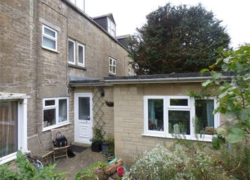 Thumbnail 2 bed terraced house for sale in Burleigh, Stroud