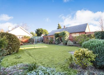 Thumbnail 3 bedroom detached bungalow for sale in Low Road, Strumpshaw, Norwich