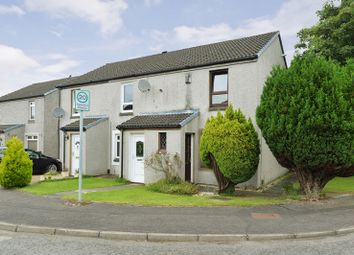 Thumbnail 2 bed end terrace house for sale in East Calder, West Lothian