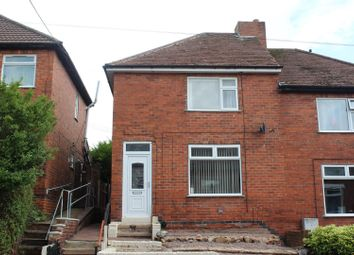Thumbnail 3 bed semi-detached house for sale in Barker Street, Huthwaite, Sutton-In-Ashfield