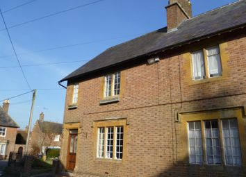 Thumbnail 2 bed end terrace house to rent in Mill Street, Puddletown, Dorchester