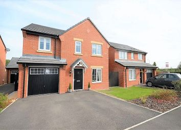 Thumbnail 4 bed detached house for sale in 4 Badens Croft Road, Shavington, Crewe