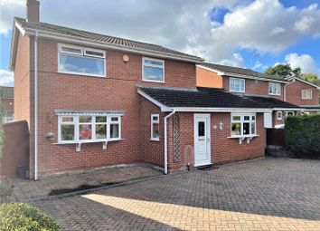 Thumbnail 4 bed detached house for sale in Sunningdale Close, Wrexham