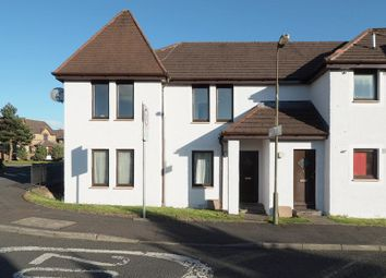 Thumbnail 2 bed flat for sale in Kestrel Brae, Livingston