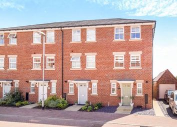 Thumbnail 4 bed end terrace house for sale in Kestrel Grove, Hucknall, Nottingham, Nottinghamshire