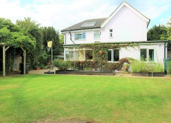 Thumbnail 4 bed detached house to rent in Bolts Hill, Chartham, Canterbury