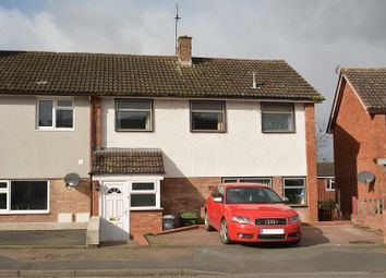 Thumbnail 3 bed end terrace house to rent in Brampton Road, Hereford