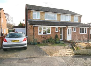 Thumbnail 3 bed semi-detached house for sale in Brabon Road, Farnborough, Hampshire