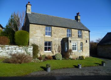Thumbnail Detached house for sale in Snitter, Morpeth