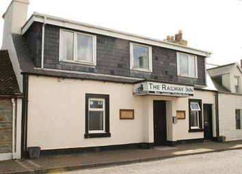 Thumbnail 4 bedroom flat for sale in The Railway Inn, 36 St John Street, Whithorn