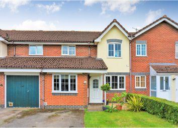 Thumbnail 3 bed terraced house for sale in The Cornfields, Hatch Warren, Basingstoke