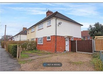 Thumbnail 3 bed semi-detached house to rent in Balfour Avenue, Woking
