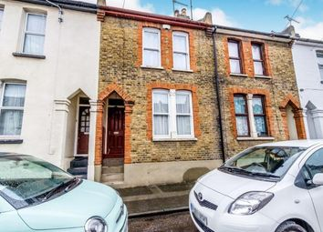 Thumbnail 2 bed terraced house for sale in St. Peter Street, Rochester, Kent