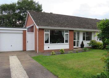 Thumbnail 2 bed semi-detached bungalow for sale in Kershope Road, Carlisle, Cumbria