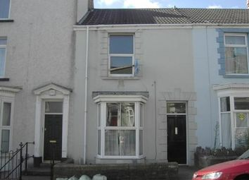 Thumbnail 1 bedroom flat to rent in Victoria Terrace, Brynmill, Swansea
