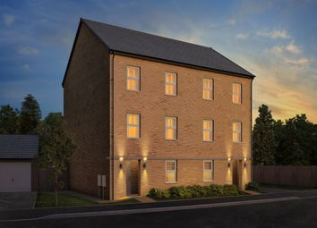 Thumbnail 4 bed semi-detached house for sale in Dunston Road, Chesterfield