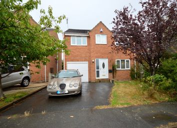 Thumbnail 4 bedroom detached house for sale in Watermeade, Eckington, Sheffield