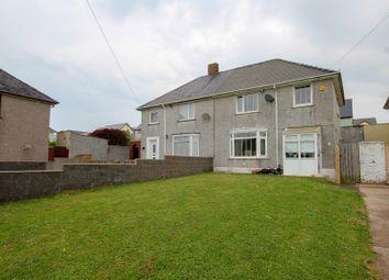 3 bed semi-detached house for sale in Cross Park, Pembroke Dock SA72