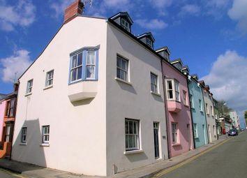 Thumbnail 3 bed flat for sale in Warren Street, Tenby