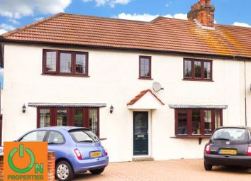 Thumbnail 3 bed semi-detached house for sale in Glebe Road, Ongar, Essex