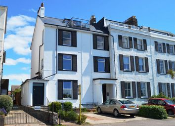 Thumbnail 3 bed flat for sale in Louisa Terrace, Exmouth, Devon