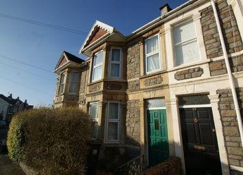 Thumbnail 1 bed flat to rent in Howard Road, Westbury Park, Bristol