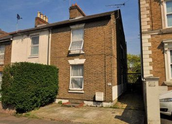 Thumbnail 3 bed end terrace house for sale in Kingsley Road, Maidstone