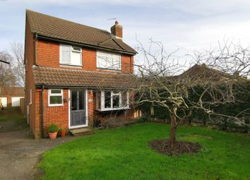 Thumbnail 3 bed detached house for sale in Station Road, Hailsham, East Sussex
