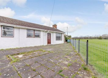 Thumbnail 3 bedroom bungalow for sale in Edmund Road, Chepstow, Gloucestershire