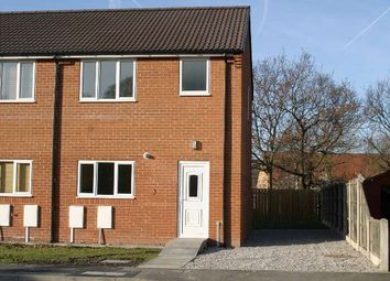 Thumbnail 3 bed property to rent in Broadoaks Close, Chesterfield, Derbyshire