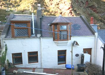 Thumbnail 2 bedroom semi-detached house for sale in Gleneagles Cottage, High Street, Gardenstown