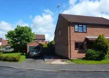 Thumbnail 3 bed property to rent in Avocet Close, Uttoxeter