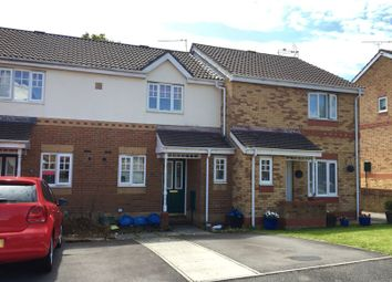 Thumbnail 2 bed terraced house to rent in Bron Hafod, Bridgend