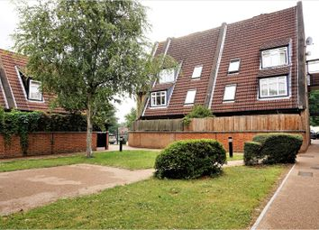 Thumbnail 1 bed flat for sale in Griffin Close, London