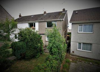 Thumbnail 2 bed end terrace house for sale in Pwlldu Lane, Bishopston, Swansea