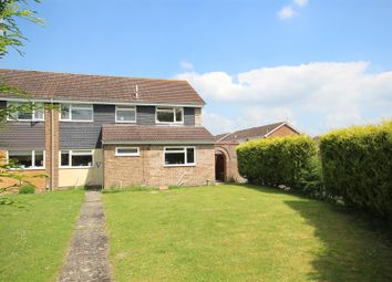Thumbnail 2 bed end terrace house to rent in Broadmarsh Close, Grove, Wantage