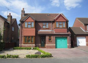 Thumbnail 3 bed detached house to rent in The Hardings, Welton, Lincoln