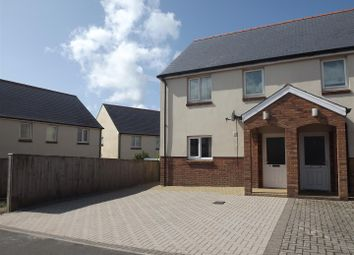 Thumbnail 3 bed semi-detached house to rent in 34 Derwent Avenue, Steynton, Milford Haven