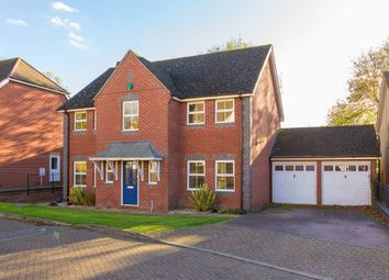 Thumbnail 4 bed detached house for sale in Limekiln Close, Royston