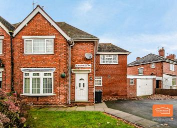 Thumbnail 3 bedroom semi-detached house for sale in Blakenall Lane, Walsall