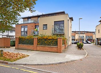 Thumbnail 2 bed flat for sale in Cherry Close, Wembley