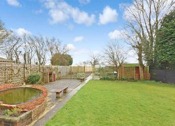 Thumbnail 4 bed bungalow for sale in Woodgate Close, Woodgate, Chichester, West Sussex