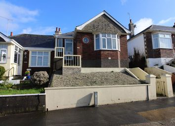 Thumbnail 2 bed semi-detached bungalow for sale in Weston Park Road, Peverell, Plymouth