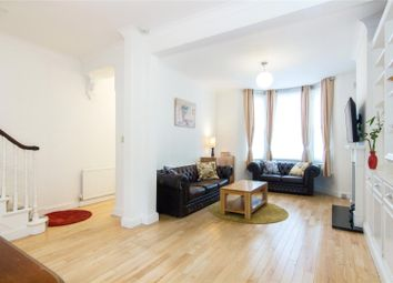 Thumbnail 4 bed terraced house for sale in Burnthwaite Road, Fulham Broadway, Fulham, London