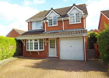 Thumbnail 4 bed detached house for sale in Iceni Drive, Swaffham