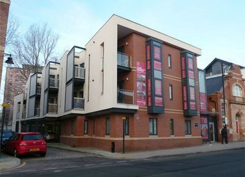 Thumbnail 1 bed flat for sale in The Town House, 72 Middle Hillgate, Stockport, Cheshire