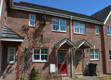 Thumbnail 2 bed terraced house for sale in Charlock Road, Locking Castle, Weston Super Mare