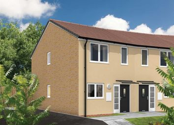 Thumbnail 3 bed town house for sale in Ash Acre Meadows, Latchford, Warrington, Cheshire
